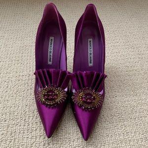 NEW Manolo Blahnik heels